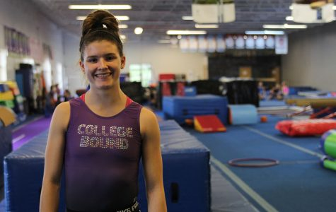 Dedication to gymnastics creates opportunities for junior Haley Minor