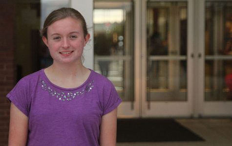 Religion has quickly changed sophomore Sydney Clarkin's life