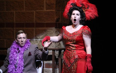 "Barbra cast performs dress rehearsal of ""Hello, Dolly!"""