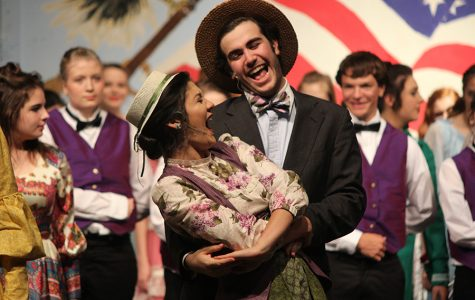 "Carol cast performs dress rehearsal of ""Hello, Dolly!"""