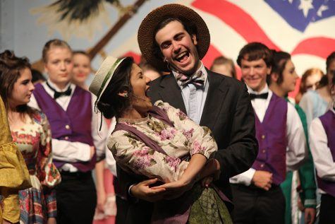 """Carol cast performs dress rehearsal of """"Hello, Dolly!"""""""