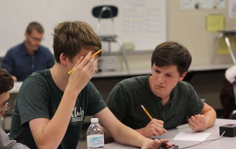 Quiz Bowl secures first place in Turner tournament