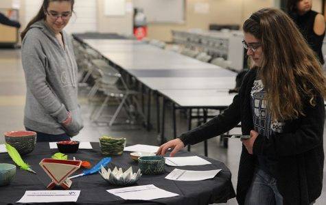 NAHS holds its annual Chili Bowl sale