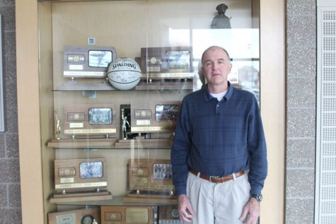 After 35 years in the district, head cross country coach Mark Chipman retires