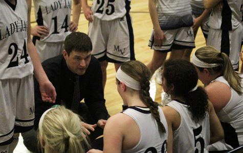 Girls basketball emerges victorious over Blue Valley Northwest