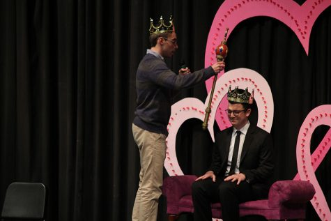 StuCo hosts third annual Mr. Mill Valley event