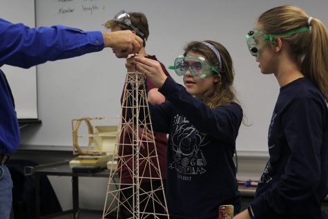 Photo Gallery: Science Olympiad places fourth overall at regionals