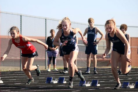 Track and field places second at BVW freshman invitational