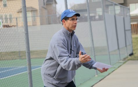 Boys tennis takes on new leadership
