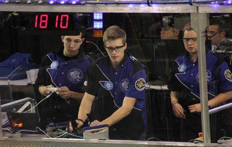 Robotics places ninth at Greater Kansas City Regional Tournament