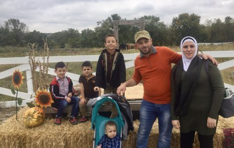 Syrian refugees arrive in Kansas City