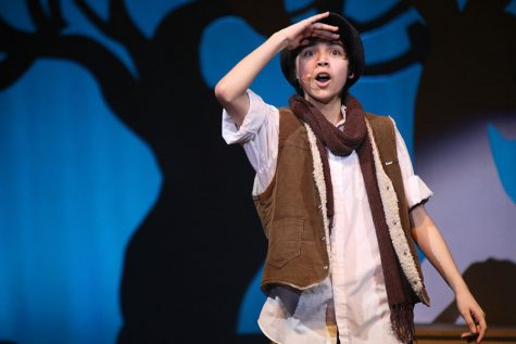 "Salvy Cast performs dress rehearsal of ""30 Reasons Not to go Into the Woods"""