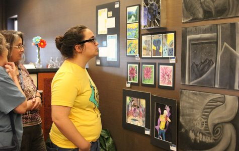 Art department holds annual show