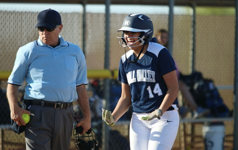 Softball defeats Bishop Miege in doubleheader