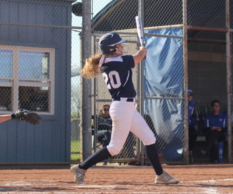 Softball takes two wins against St. James