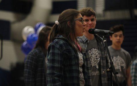 Choirs perform at annual spring show