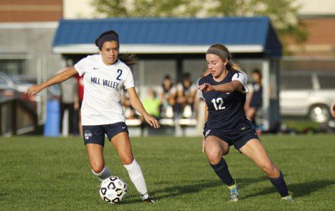 Girls soccer defeats St. James