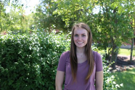 Kaitlyn Buisch, JAG editor-in-chief