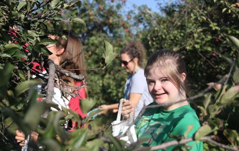 Peers in Learning visits Cider Hill Family Orchard