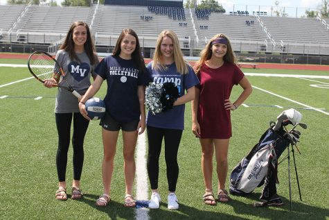 Rising number of freshmen compete as varsity athletes