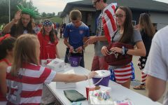 Students participate in various activities on Friday nights