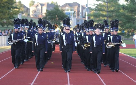 Marching band receives new uniforms after 17 years