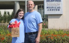 Senior Aly Tennis gives back to NICU nurses