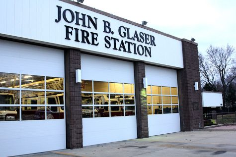 The John B. Glaser Fire Station comes together to protect the City of Shawnee