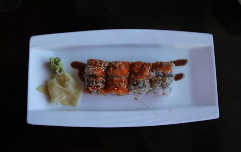 JagWire reporters review local sushi places