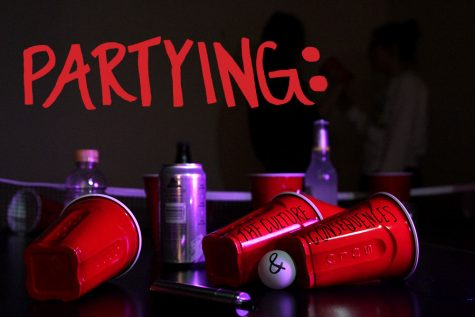 Party culture: breaking down the negative repercussions that are often overlooked, forgotten or ignored