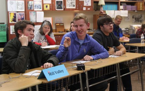 Quiz Bowl competes in first meet of season at Eudora