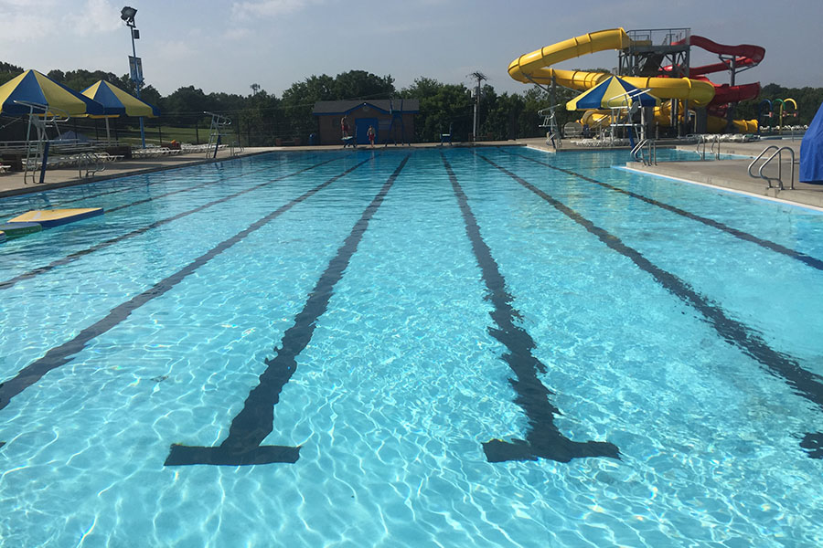 The Thomas A. Soetaert Aquatic Center was opened in 1987 and has since been renovated in 2002.