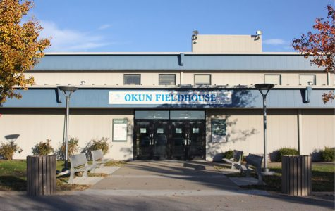 Okun Fieldhouse promotes physical activity and healthy lifestyles within community