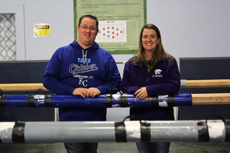 Kick it Foos provides life-size version of foosball to the community