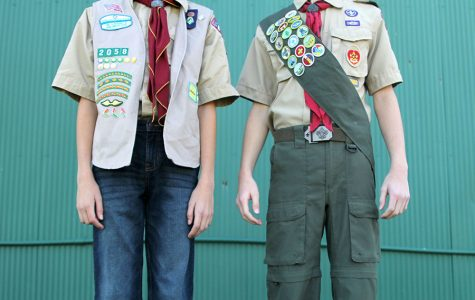 New rule allows for girls to join Boy Scouts