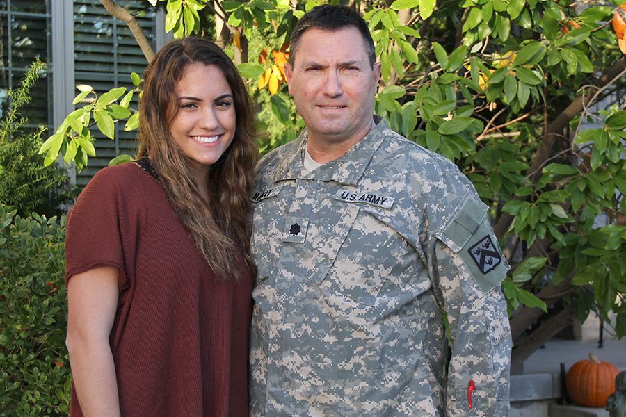 As+a+lieutenant+colonel+in+the+army%2C+senior+Allie+Harvey%E2%80%99s+father+Steve+Harvey+was+overseas+every+other+year%2C+serving+in+multiple+countries.