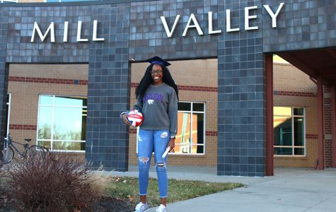 Senior Abigail Archibong will become first student in district to graduate early