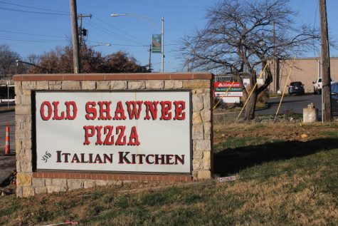 Old Shawnee Pizza presents homey atmosphere and recurring clientele