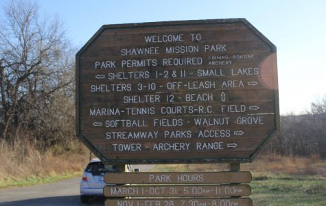 Shawnee Mission Park provides way for residents to get outdoors