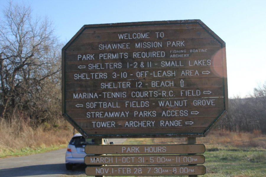 Shawnee+Mission+Park%2C+a+1%2C600-acre+park%2C+was+established+in+1964.