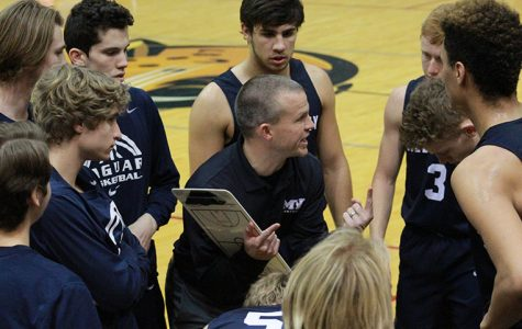 Boys basketball falls to Blue Valley West 49-47