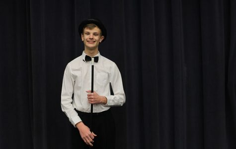Theatre allows for freshman Leif Campbell to gain confidence