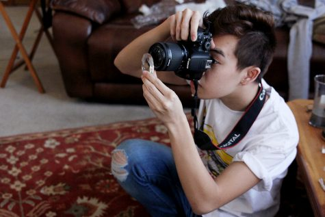 Students pursue passions in photography