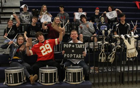 Special traditions bring new spirit to drumline and band