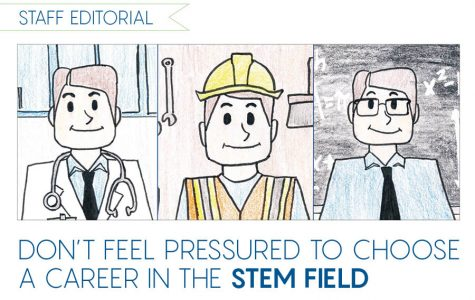 Staff editorial: Don't pursue a STEM career for a high-income