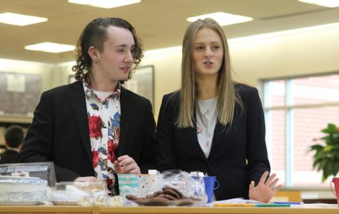 Forensics holds first-ever showcase