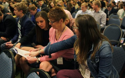 DECA members compete at state competition in Overland Park