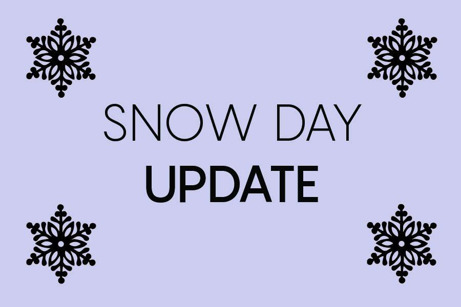 School announces potential snow day finals schedule