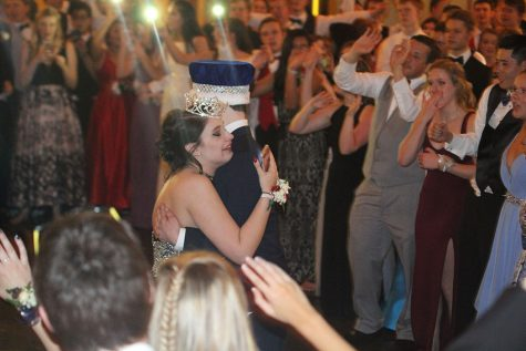 Dancing Through the Decades: decades-themed prom held at the Madrid Theatre