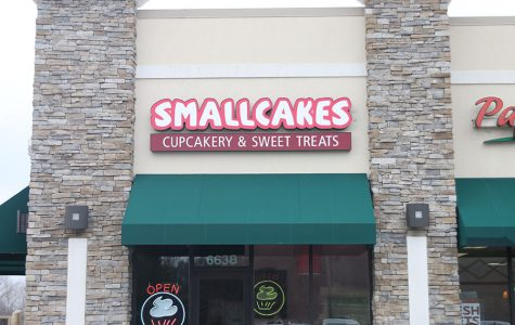 Smallcakes cupcakery recently opened its newest location in Western Shawnee, located at 6638 Monticello Rd.
